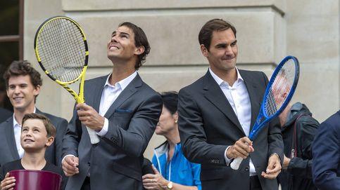 Nadal y Federer en la Laver Cup y Campeonato del Mundo de Gimnasia Rítmica: el día en fotos