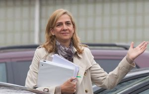 El PP y el PSOE no quieren a Doña Cristina
