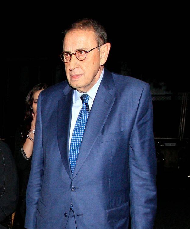 Foto: El presidente del diario 'La Razón', Mauricio Casals. (EFE)