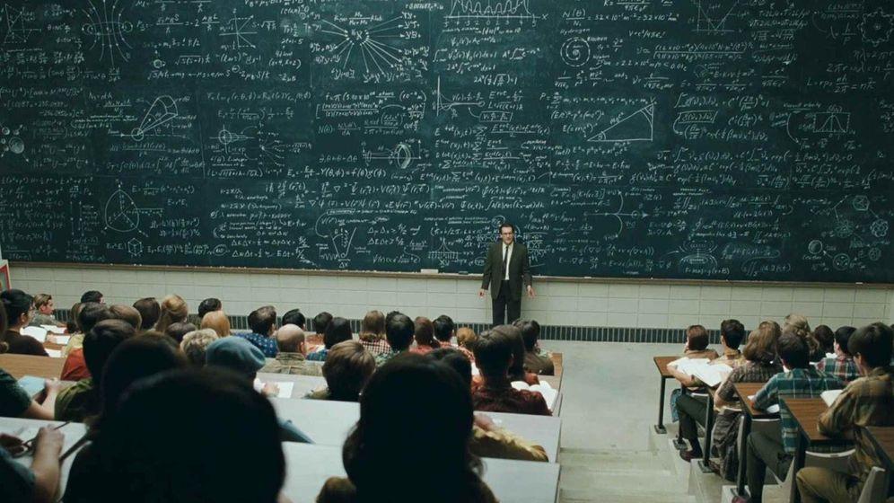 Foto: ¿Por qué la x marca la incógnita de la ecuación?