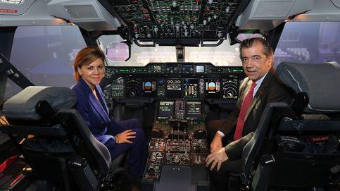 Tripartito inédito de Defensa, Economía y Hacienda para encarar el ajuste de Airbus