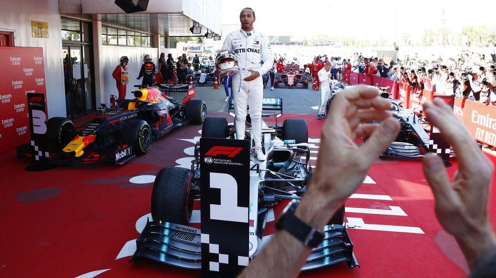 Foto: Las mejores imágenes del Gran Premio de España de Fórmula 1