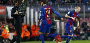 Post de ¿Por qué juega André Gomes? El vestuario del Barcelona no lo entiende