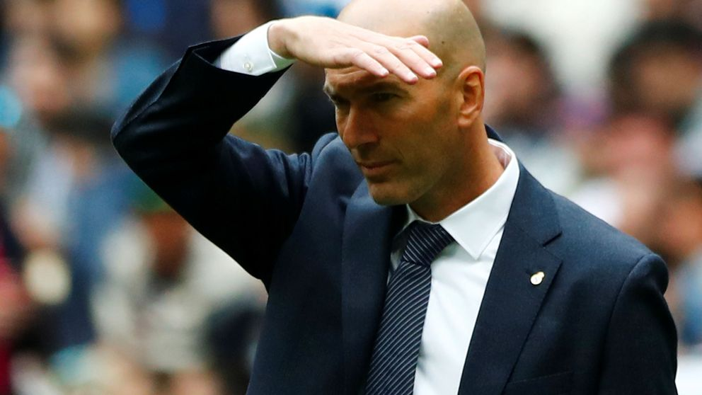 Las charlas de Zidane en el Real Madrid que no sirven de nada