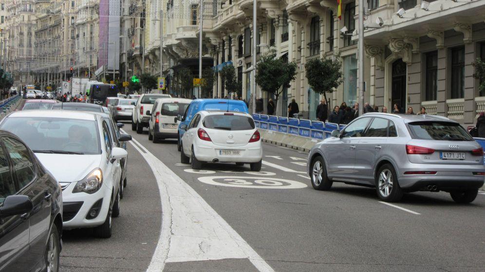 Foto: Reducir el tráfico de nuestras ciudades pero sin prohibir, solo concienciando a los ciudadanos.