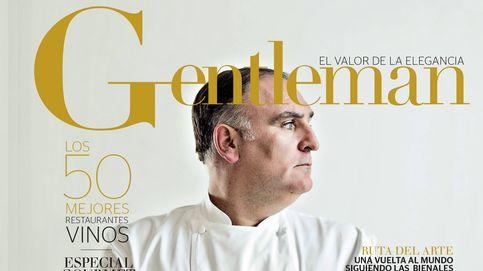 José Andrés, portada especial de Gentleman