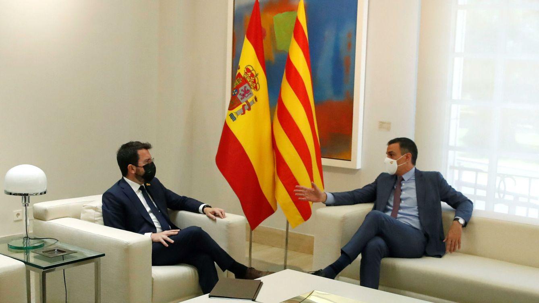 Gobierno y Generalitat inician reuniones discretas para avanzar la agenda catalana