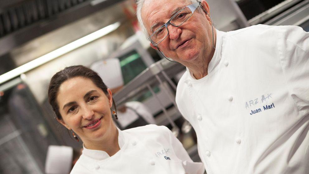 Arzak el padrino de la gastronomía española