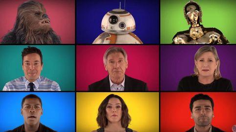Así suena la BSO de 'Star Wars' a capela por sus actores