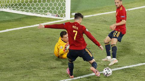 Alfonso Pérez: El problema de Morata es que necesita muchas ocasiones para meter una