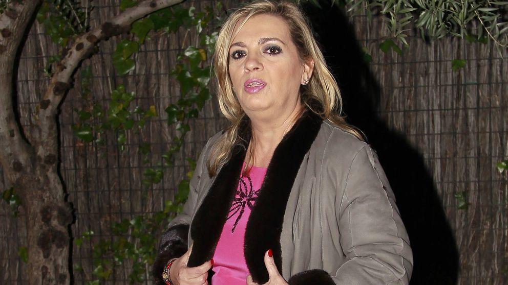 Carmen Borrego aclara cómo es su relación con Bigote y su madre