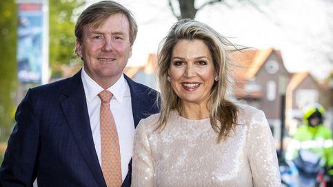 Máxima de Holanda, una reina de lentejuelas que vuelve al ahorro