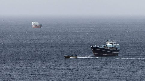 EEUU lanza 30 disparos de advertencia a Irán en el estrecho de Ormuz