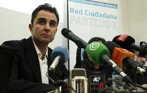 """El Partido X se defiende: """"No hay que confundir transparencia con anonimato y privacidad"""""""