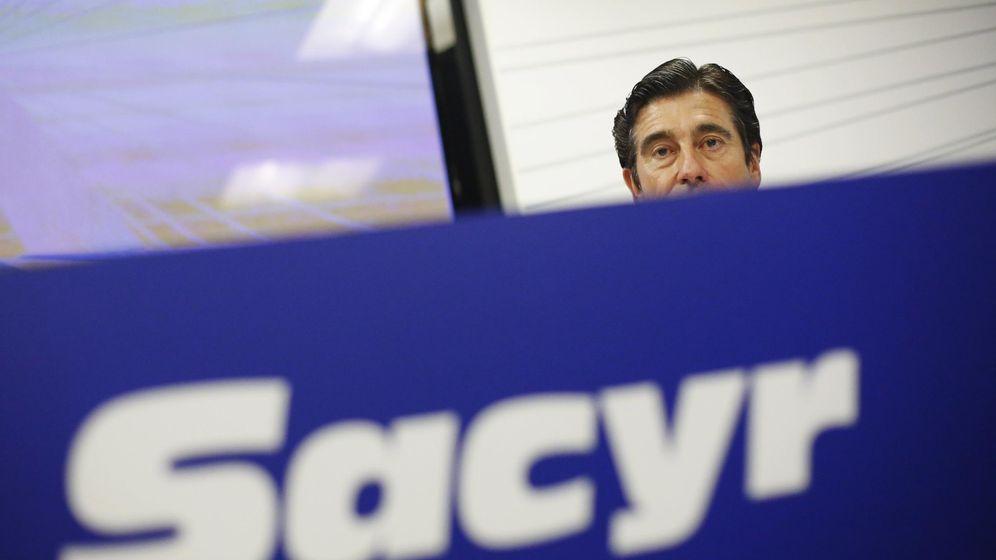 Foto: Manuel Manrique, el presidente de Sacyr. (Reuters)