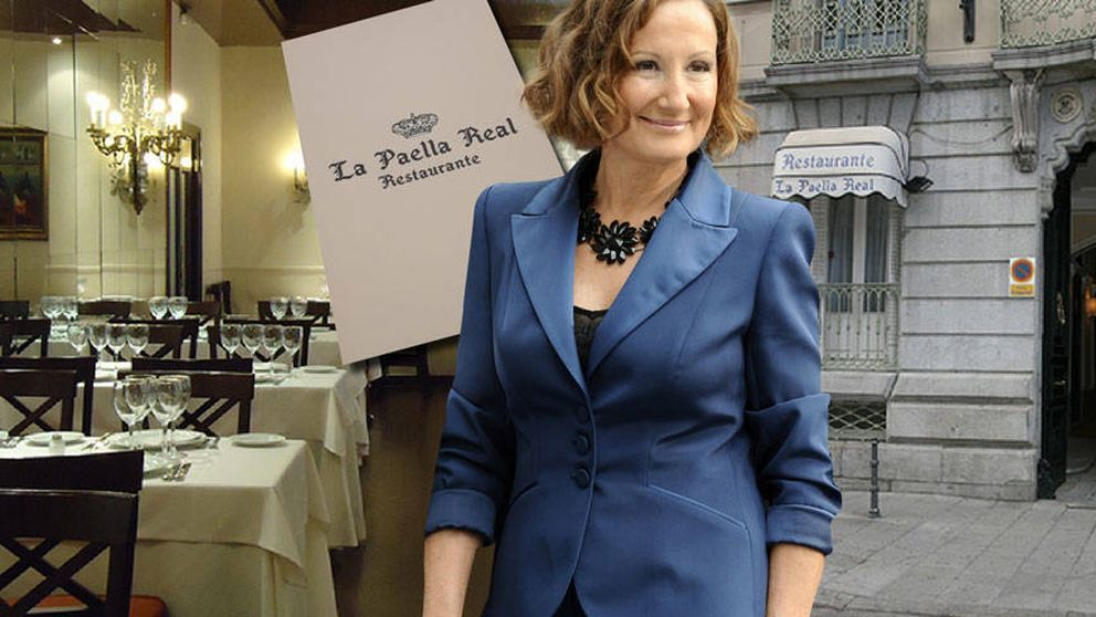 Paloma Rocasolano, una fija de la paella real (y no de los domingos)
