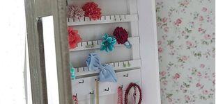 Post de Estos espejos de Maisons du Monde son perfectos para decorar ¡y guardar tus cosas!
