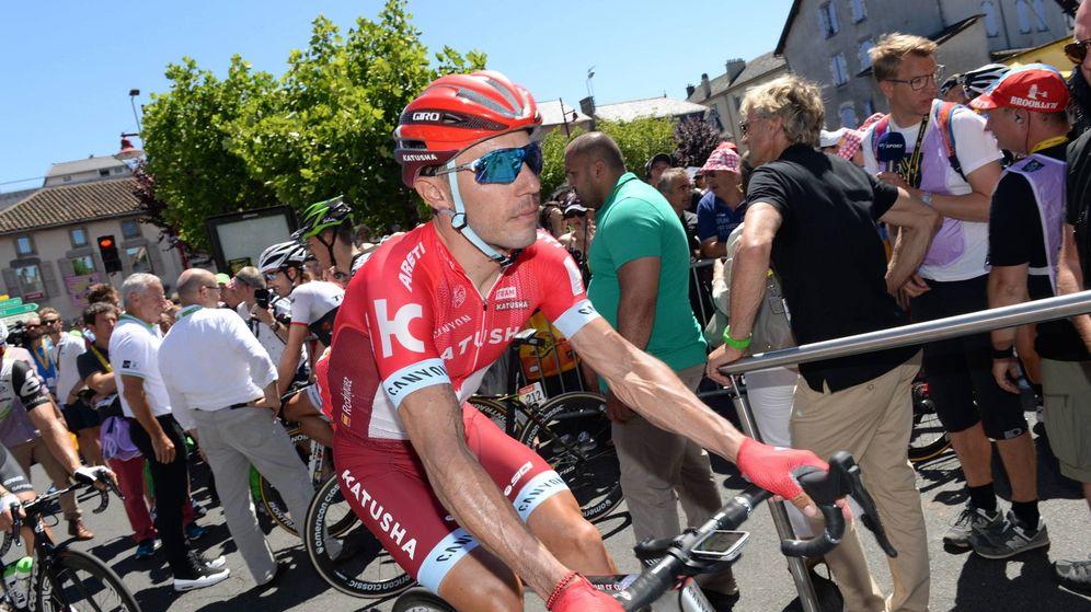 Foto: Purito está corriendo su último Tour de Francia (Imago).