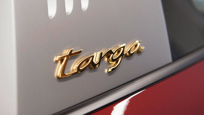 Targa es ya una leyenda dentro de la marca Porsche.
