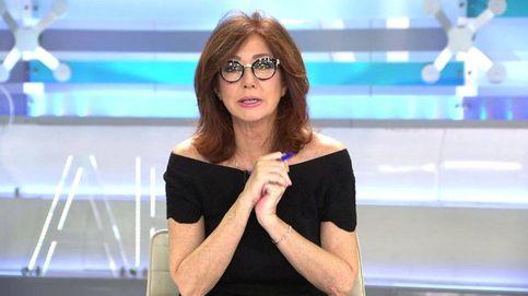 Ana Rosa Quintana rivaliza con una colaboradora por la bandera española