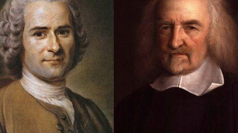 Hobbes contra Rousseau: ¿somos buenos salvajes o lobos? Una solución inesperada
