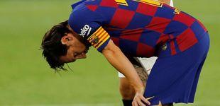 Post de Setién tiene un problema con Leo Messi y Zidane da una lección con Hazard