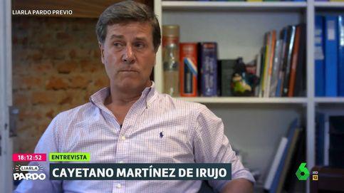 Cayetano Martínez de Irujo, a Cristina Pardo: Hemos pasado necesidades