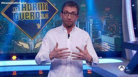 Pablo Motos, preocupado por el público, enseña a no morir por mal sueño