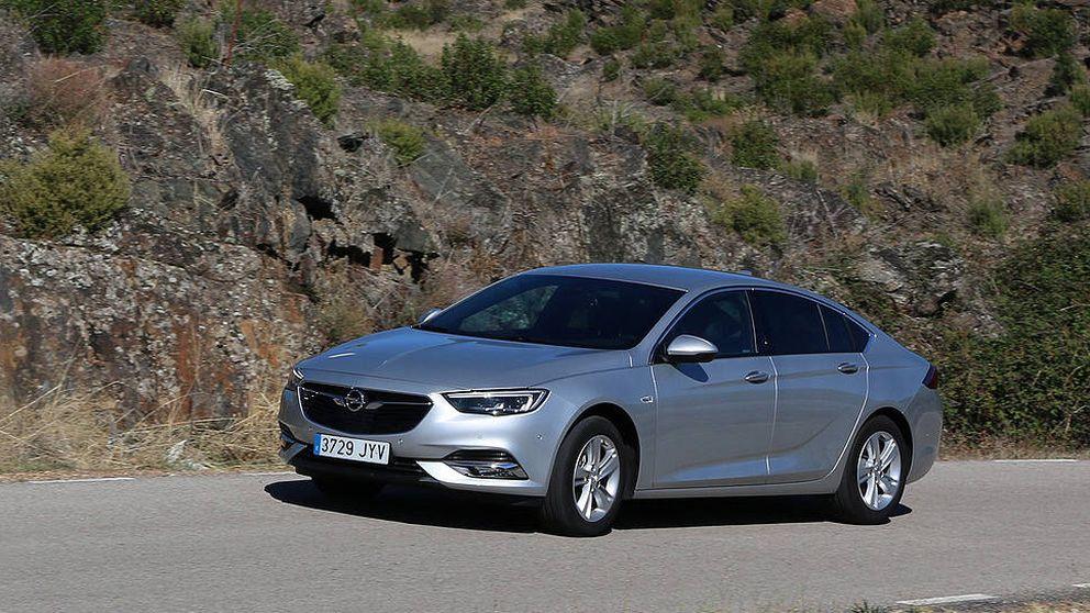Opel Insignia, tres variantes de carrocería