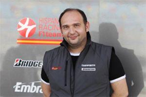 HRT sigue con la españolización y deja de contar con Colin Kolles, su jefe de equipo