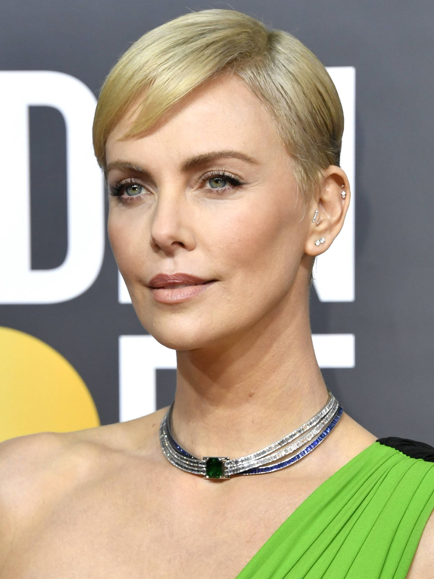 Charlize Theron. (Getty)