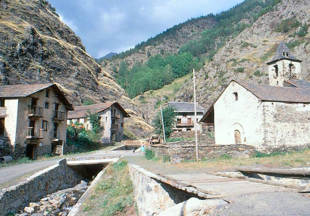 Foto: El pueblo de Tor (Jordi Domènech/Wikipedia)