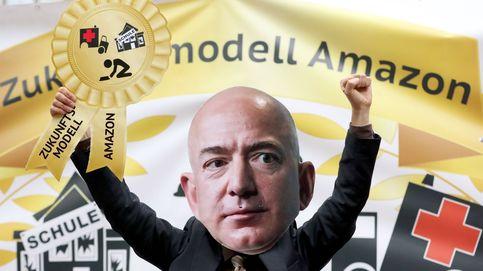 Las protestas en Amazon España saltan a EEUU: exigen a Bezos frenar la precariedad