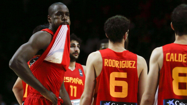 Serge Ibaka no juega con la Seleccióne española desde 2014. (EFE)