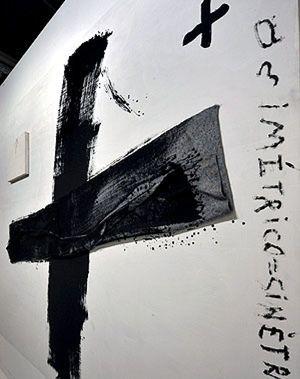 Una exposición descubre la entidad de obra gráfica de Miró, Dalí o Tapies