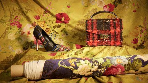 Este otoño, apuesta por accesorios tartán para dar un giro British a tu armario