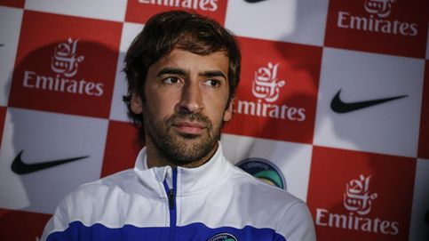 Raúl: El trabajo que ha hecho Ancelotti en el Real Madrid ha sido muy bueno