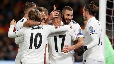 Real Madrid - Valencia en directo: resumen, goles y resultado del partido