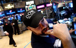 Wall Street se recupera de la 'resaca' navideña con nuevos récords