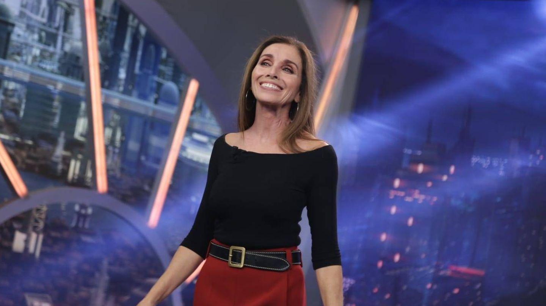 Ana Belén presenta su disco 'Vida' en 'El hormiguero'. (Atresmedia)