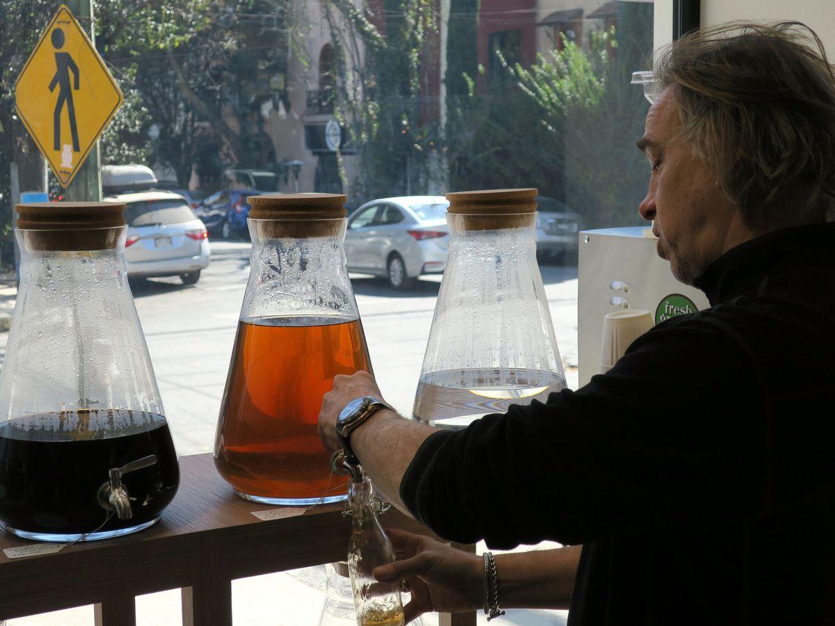 Foto: La reducción de residuos empieza en el supermercado (EFE)
