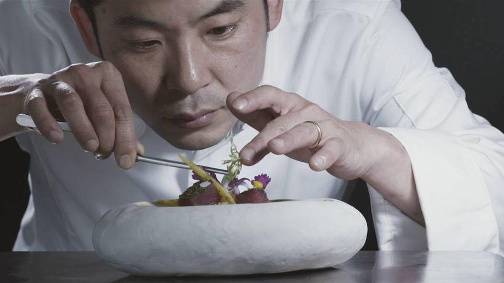 Foto: Yoshitsugu Yamamoto, Yoshi, según su cuadrilla de Hondarribia. (Keler)