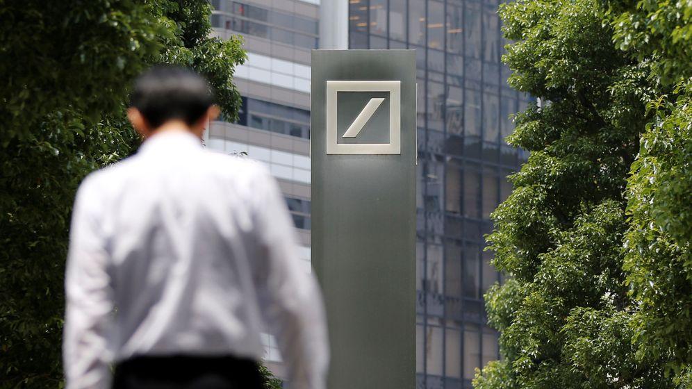 Foto: Oficinas de Deustche Bank en Tokio