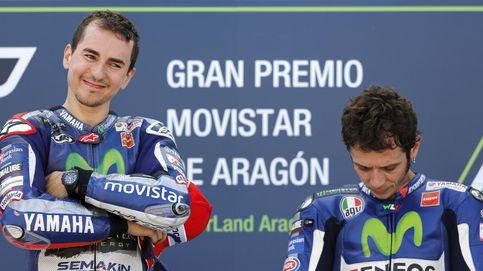 Las cuentas de Jorge Lorenzo para fastidiarle a Valentino Rossi su octavo Mundial
