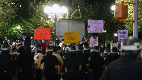 Protestas y disturbios en EEUU contra la muerte de George Floyd