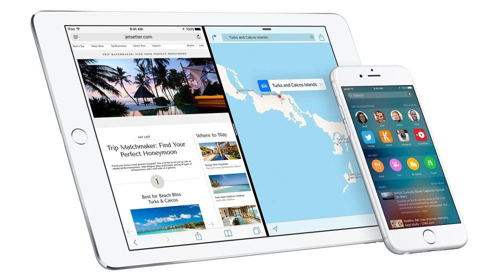 Foto: iOS 9 ya está aquí y estas son las principales novedades
