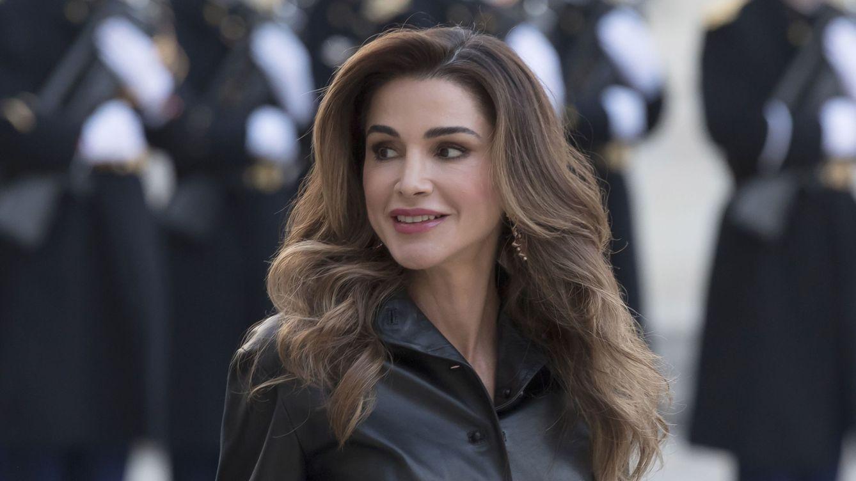 Los dos problemas que Rania de Jordania ha solventado en Catar gracias a su maleta