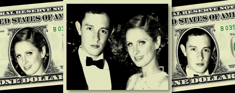 Foto: Nicky Hilton y James Rothschild (Montaje: Vanitatis)