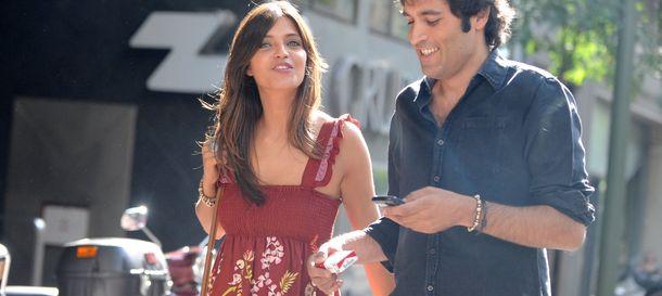 Foto: Sara Carbonero y David Sánchez en una imagen de archivo (I.C.)