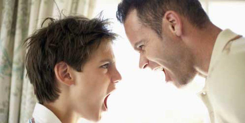 Hijos violentos: lo han tenido todo y ahora no saben tolerar la frustración